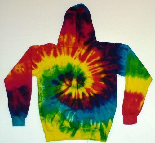 bc4b11618d31b0 Tie Dye Hoodie