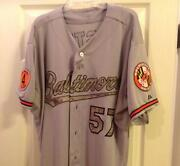 Orioles Game Worn