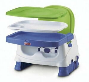Fisher-Price Booster Seat, Blue/Green