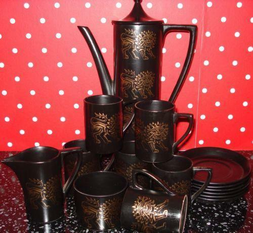 Portmeirion Coffee Set Ebay
