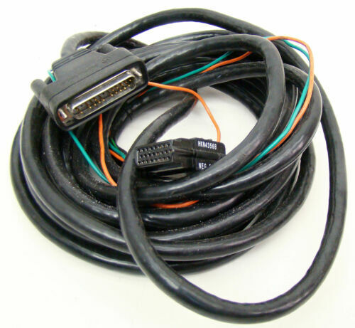 Motorola 17ft Control Head Cable XTL5000 W9 & W7 Heads Spectra/Astro Spectra