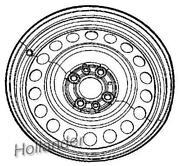Fiat 500 Wheels