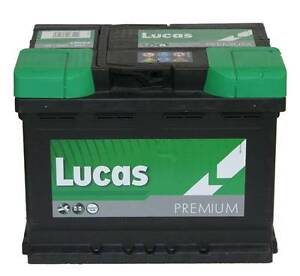 vw caddy car battery 1 7 sdi 1 9 d 1 9 sdi 1 9 tdi diesel 95 04 van lucas 027 ebay. Black Bedroom Furniture Sets. Home Design Ideas