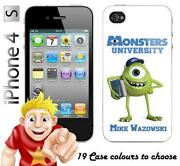 Monsters Inc iPhone 4 Case