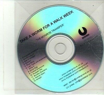 (DF141) Take A Worm For A Walk Week, The Monroe Transfer - 2008 DJ (Take A Worm For A Walk Week)