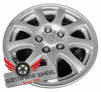 "16"" INCH KIA AMANTI 2007-2009 OEM Factory Original Alloy Wheel Rim 74622"