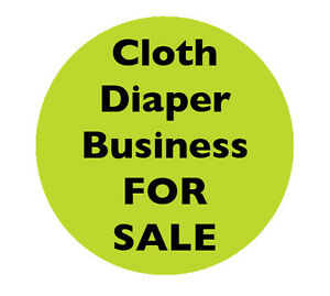 Cloth Diaper Business For Sale