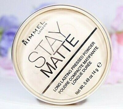 RIMMEL Stay Matte Pressed Powder 003 Peach Glow