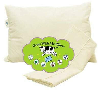 Best Toddler Pillow - Designed for Kids. Adjustable Comfort Helps Children (Best Pillows For Kids)