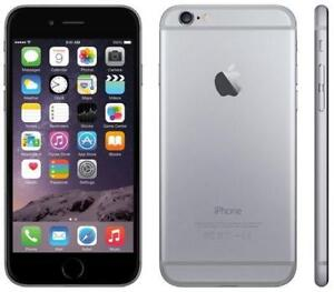 iPhone 6 64GB Space Grey UNLOCKED ( including Freedom / Chatr ) 9/10 condition $270 FIRM