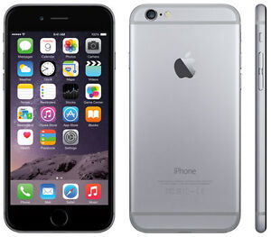 iPhone 6 64GB Rogers/Chatr MINT $400 FIRM