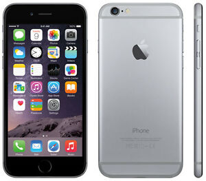 iPhone 6 16GB Bell/Virgin/Solo MINT $330 FIRM /w Original Box!