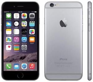 iPhone 6 64GB Space Grey UNLOCKED ( including Freedom / Chatr ) MINT 10/10 condition $350 FIRM
