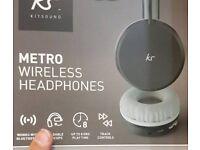Kitsound wireless headphones