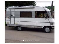 Wanted hymer motorhome any year top cash prices