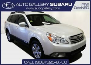 2010 Subaru Outback CONVENIENCE | LOCAL TRADE | FULLY LOADED | G