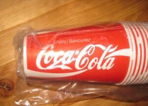 Vintage Coke Cups