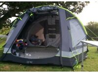 Like new cirrus 4 tent new porch groundsheet and footprint