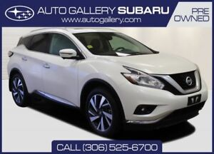2017 Nissan Murano PLATINUM | FULLY LOADED | HEATED & COOLED SEA