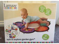 Lamaze tummy time fun