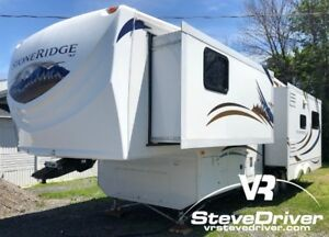 2011 KZ-RV StoneRidge 341K