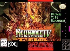 Looking for romance of the three kingdoms
