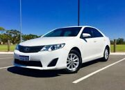 2013 Toyota Camry ASV50R Altise White 6 Speed Automatic Sedan Kenwick Gosnells Area Preview