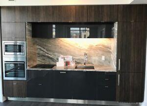 Aqualina - BRAND NEW Luxury 1 Bedroom + Den Condo for Rent