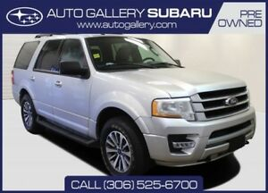 2017 Ford Expedition XLT | LEATHER | NAVIGATION | 3 ROWS OF SEAT