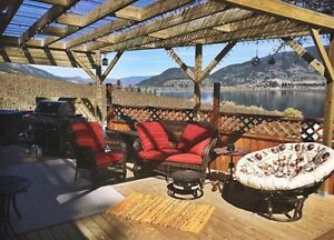 Breath taking view of Wood Lake - easily move to the Okanagan