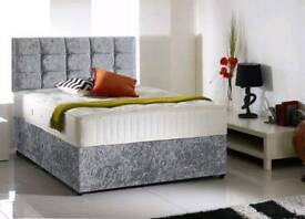 Deliver Today BRAND-NEW 4FT6 Memory foam Mattress Double Bed