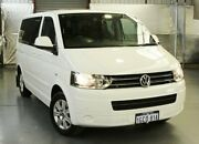 2013 Volkswagen Multivan T5 MY13 TDI340 DSG Comfortline White 7 Speed Sports Automatic Dual Clutch Myaree Melville Area Preview