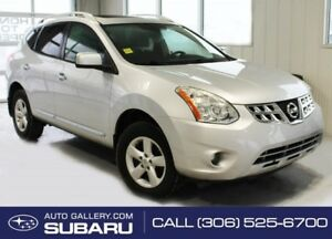 2013 Nissan Rogue S | ALL WHEEL DRIVE | LOW MILEAGE TRADE | EXCE