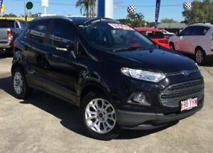2014 Ford Ecosport BK Titanium Black 5 Speed Manual Wagon Currimundi Caloundra Area Preview