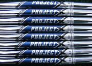 Project x Iron Shafts