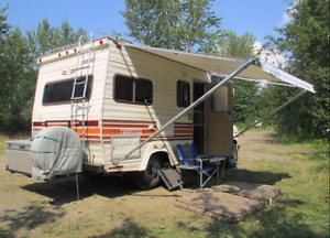 1982 Ford Frontier Motorhome