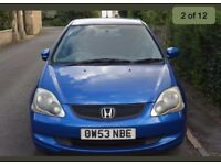 Honda Civic 2004 1.6