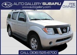 2005 Nissan Pathfinder SV | 4X4 | 3RD ROW SEATING | LOCAL TRADE