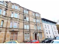 2 Bedroom Part-Furnished Flat to Rent in Paisley, Espedair Street. Newly Refurbished
