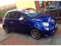Fiat 500 ABARTH Replica 1.2 Lounge Low Miles £30 Tax
