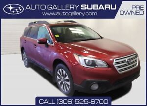 2016 Subaru Outback LIMITED WITH TECH | 3.6 LITER BOXER ENGINE |
