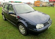 2001 Volkswagen Golf 4TH GEN GL Blue 4 Speed Automatic Hatchback Berrimah Darwin City Preview