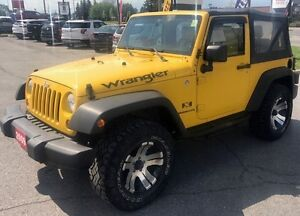2009 Jeep Wrangler ONE OF A KIND!!