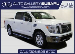 2017 Nissan Titan SV | POWER HEATED SEATS | TOUCH SCREEN | 4X4 |