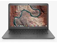 HP Chromebook 14-db0003na 14 Inch Laptop - (Grey)