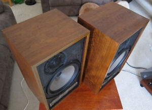 DYNACO A-25 CLASSIC SPEAKERS