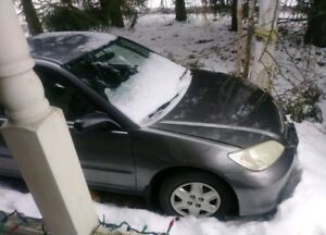 2004 Honda Civic DX A1 mechanic condition for sale