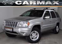 Jeep Grand Cherokee 2.7 CRD Final Edition Leder,SD,SH