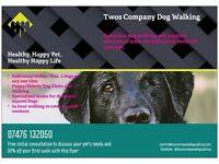 Twos Company Dog Walking