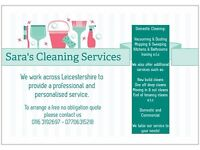 Sara's Cleaning Services - Domestic Cleaning